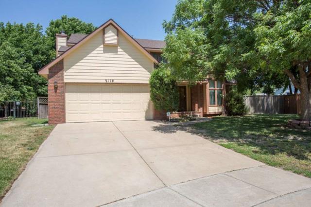 2119 N Tee Time Ct, Wichita, KS 67212 (MLS #537023) :: Select Homes - Team Real Estate