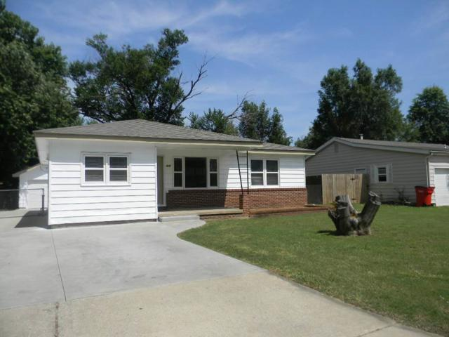 428 S Stearns Ave, Haysville, KS 67060 (MLS #537055) :: Select Homes - Team Real Estate