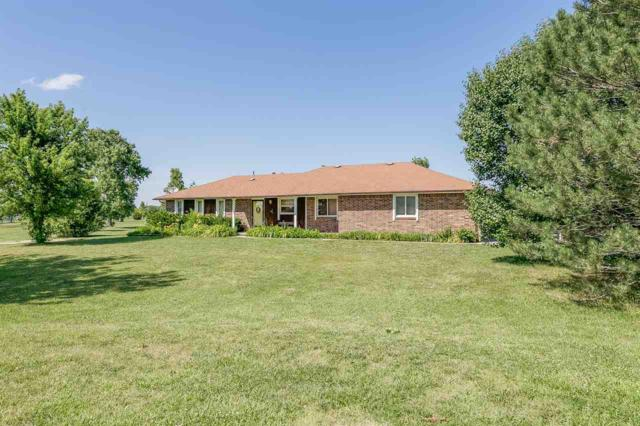 14528 S 32ND ST, Benton, KS 67017 (MLS #537069) :: Select Homes - Team Real Estate