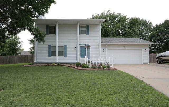 3405 Quail Dr, Augusta, KS 67010 (MLS #537154) :: Select Homes - Team Real Estate