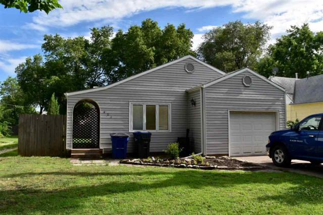 421 W 10th, Newton, KS 67114 (MLS #537158) :: Katie Walton with RE/MAX Associates