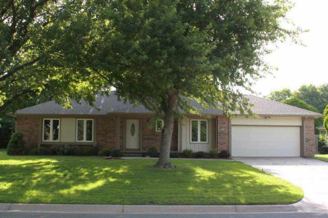 305 Peach Tree Lane, Haysville, KS 67060 (MLS #537173) :: Select Homes - Team Real Estate