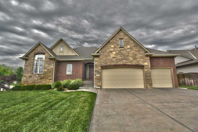 825 N Crescent Lakes Pl, Andover, KS 67002 (MLS #537178) :: Katie Walton with RE/MAX Associates