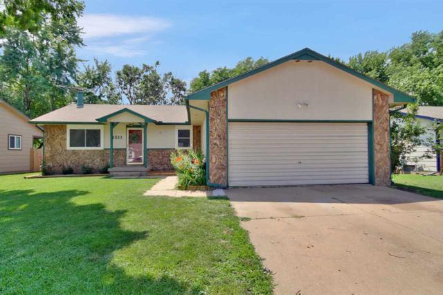 1511 Janzen, Mulvane, KS 67110 (MLS #537206) :: Select Homes - Team Real Estate