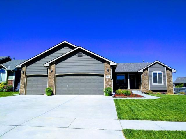 3013 N Rock Bridge Street, Derby, KS 67037 (MLS #537212) :: Better Homes and Gardens Real Estate Alliance