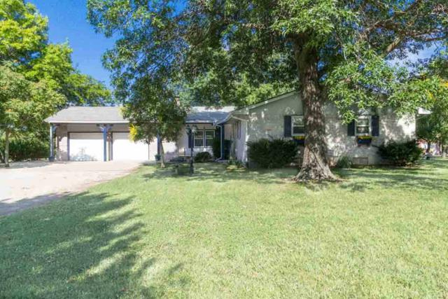 15464 S County Line Rd, Rose Hill, KS 67133 (MLS #537222) :: Better Homes and Gardens Real Estate Alliance