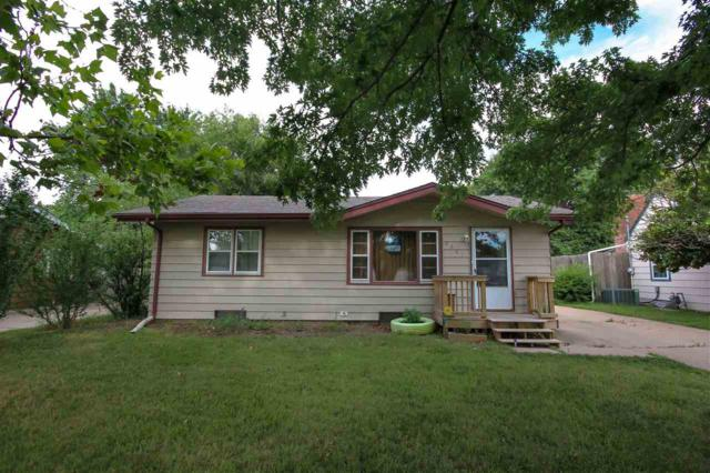 6661 N Scottsville St., Park City, KS 67219 (MLS #537271) :: Better Homes and Gardens Real Estate Alliance