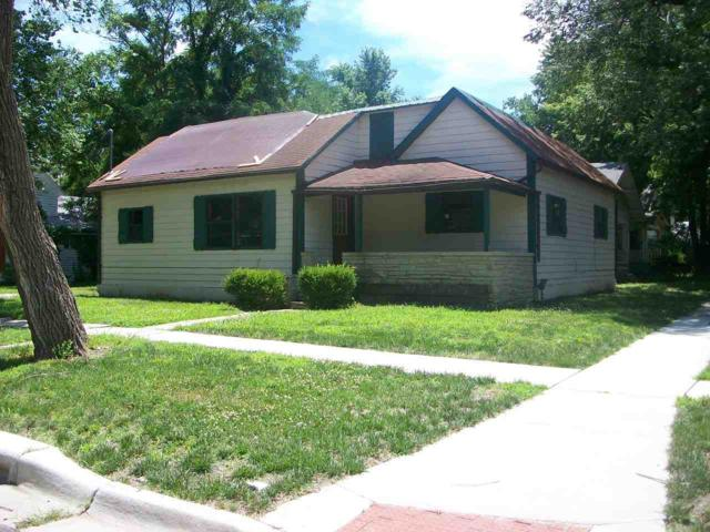421 W 10th Ave, Winfield, KS 67156 (MLS #537294) :: Select Homes - Team Real Estate