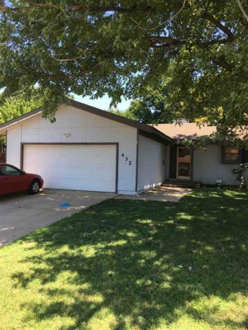 432 S Robin, Wichita, KS 67209 (MLS #537310) :: Katie Walton with RE/MAX Associates