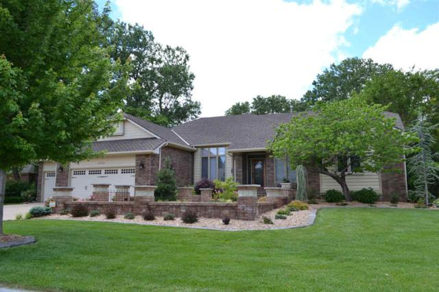 12722 W Jayson Circle, Wichita, KS 67235 (MLS #537313) :: Katie Walton with RE/MAX Associates