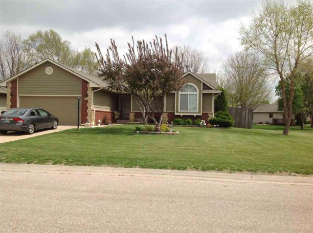 10106 W Sterling Ct, Wichita, KS 67205 (MLS #537314) :: Better Homes and Gardens Real Estate Alliance