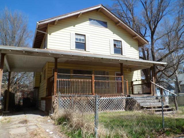 3024 E 1st, Wichita, KS 67214 (MLS #537315) :: Better Homes and Gardens Real Estate Alliance