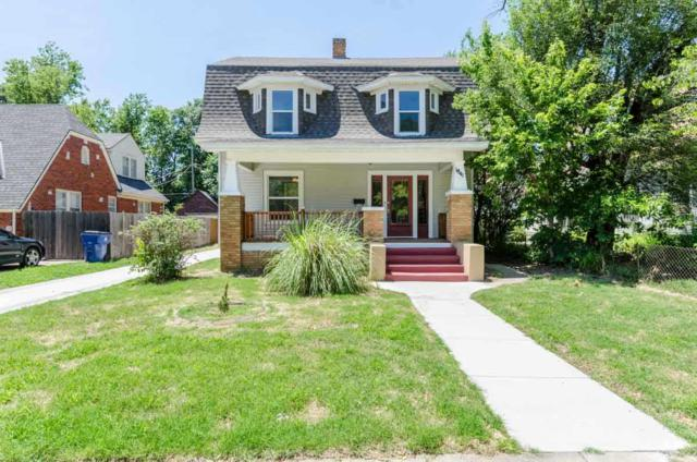 1841 N Park Place, Wichita, KS 67203 (MLS #537318) :: Better Homes and Gardens Real Estate Alliance