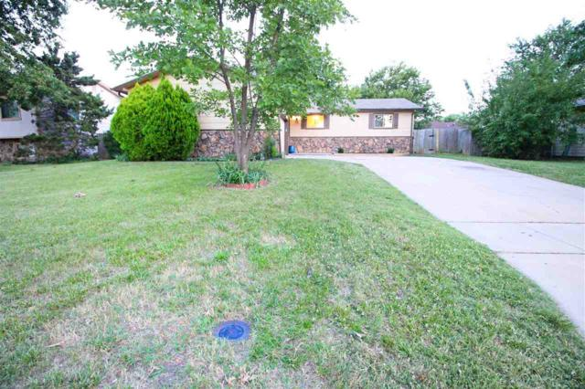 5731 Ayesbury Cir, Wichita, KS 67220 (MLS #537320) :: Better Homes and Gardens Real Estate Alliance