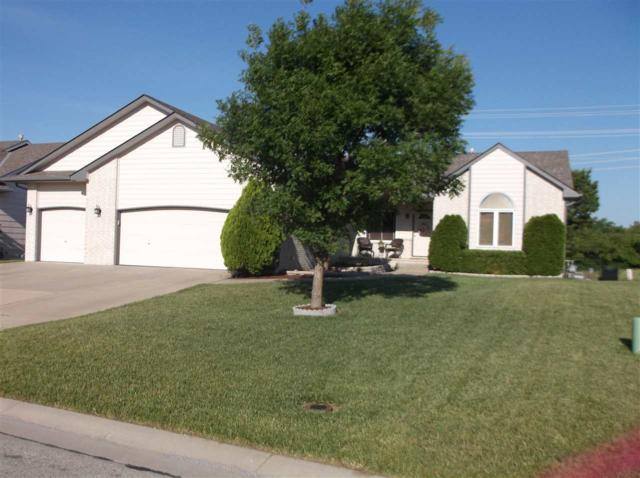 4331 N Barton Creek Circle, Wichita, KS 67226 (MLS #537321) :: Better Homes and Gardens Real Estate Alliance