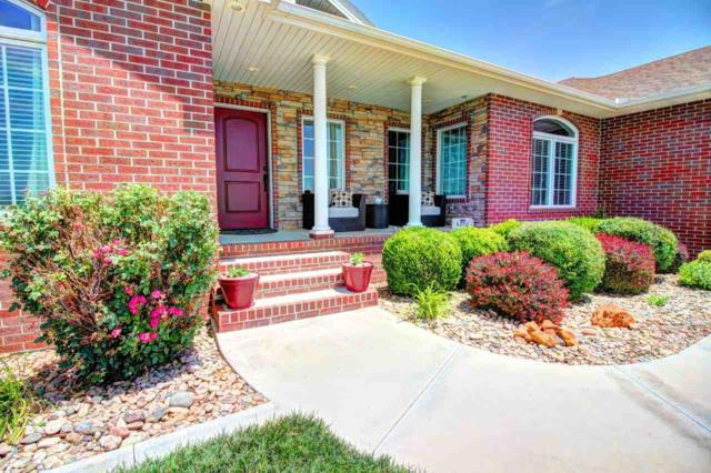 1420 Rolling Hills Ln., Mcpherson, KS 67460 (MLS #537329) :: Better Homes and Gardens Real Estate Alliance