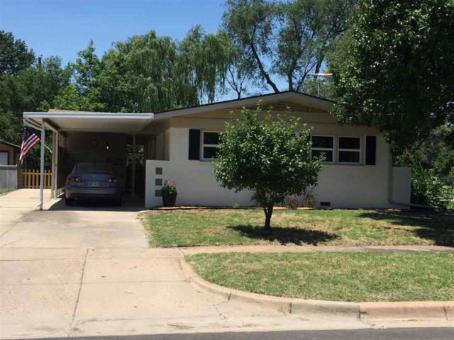 2803 S Euclid Ave, Wichita, KS 67217 (MLS #537330) :: Better Homes and Gardens Real Estate Alliance