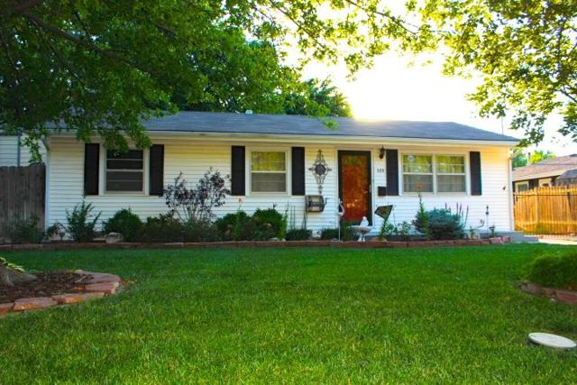 325 N Dexter, Valley Center, KS 67147 (MLS #537332) :: Better Homes and Gardens Real Estate Alliance