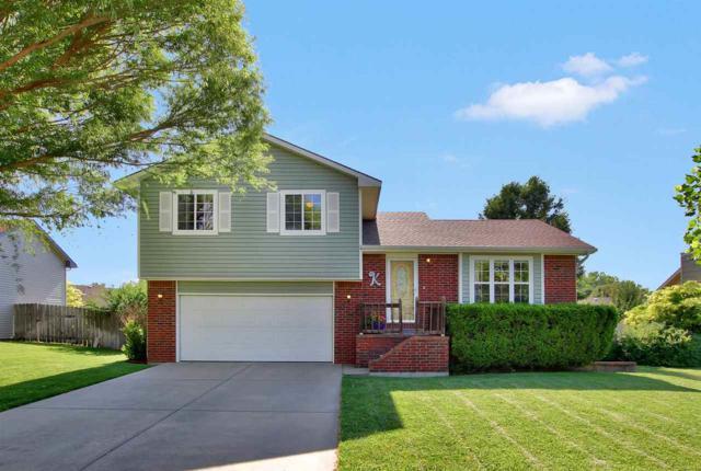 3115 N Stephanie, Augusta, KS 67010 (MLS #537370) :: Select Homes - Team Real Estate