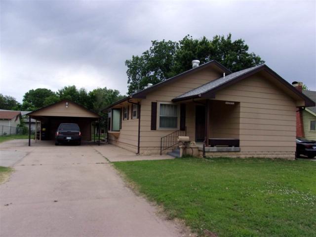 1205 N 4th, Arkansas City, KS 67005 (MLS #537448) :: Select Homes - Team Real Estate