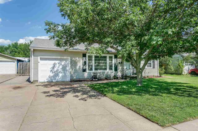424 N Arthur St., El Dorado, KS 67042 (MLS #537502) :: Select Homes - Team Real Estate