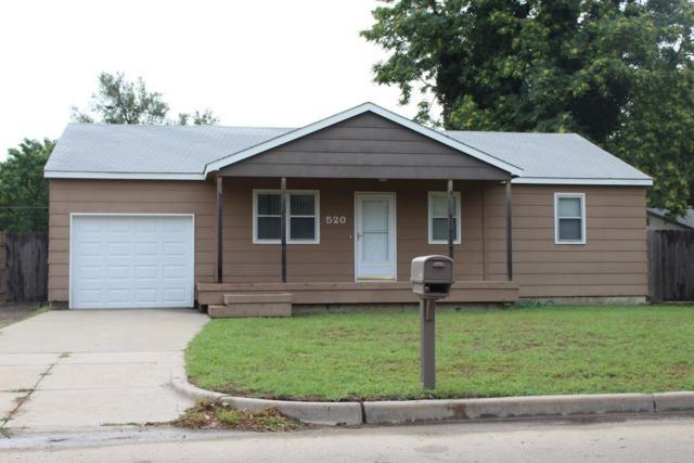 520 N Elder St, Wichita, KS 67212 (MLS #537530) :: Select Homes - Team Real Estate