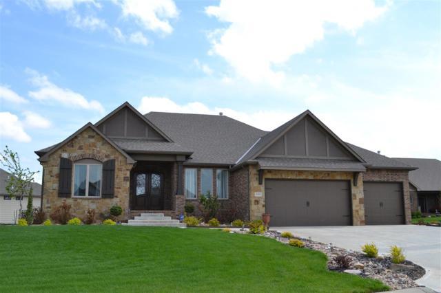 11313 W Fontana Ct, Wichita, KS 67205 (MLS #537554) :: Select Homes - Team Real Estate