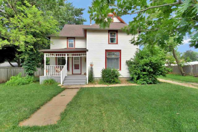 219 S Prospect, Clearwater, KS 67026 (MLS #537650) :: Select Homes - Team Real Estate