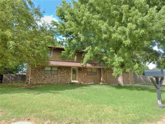 1410 N Meeker Ct, Rose Hill, KS 67133 (MLS #537779) :: Glaves Realty
