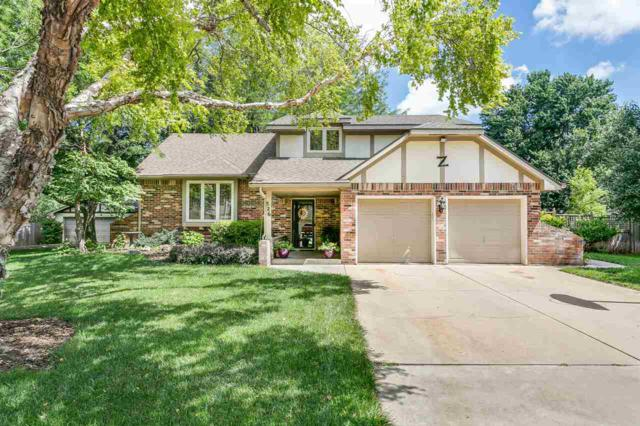 526 Dover Dr, Valley Center, KS 67147 (MLS #538103) :: Glaves Realty