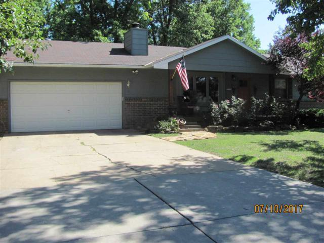 221 E Bradbury, Rose Hill, KS 67133 (MLS #538141) :: Better Homes and Gardens Real Estate Alliance