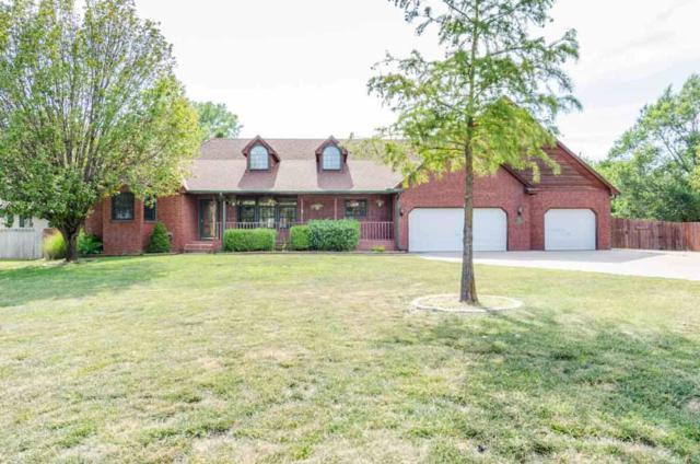 1617 S Heather Lake Ct, Andover, KS 67002 (MLS #538182) :: Select Homes - Team Real Estate
