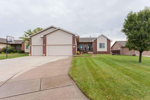 1329 N Lake Edge Cir, Goddard, KS 67052 (MLS #538545) :: Select Homes - Team Real Estate