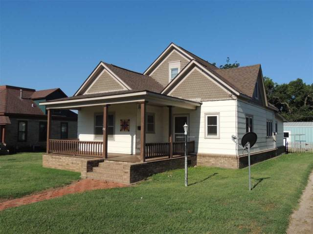 215 S Main St, Caldwell, KS 67022 (MLS #538575) :: Select Homes - Team Real Estate