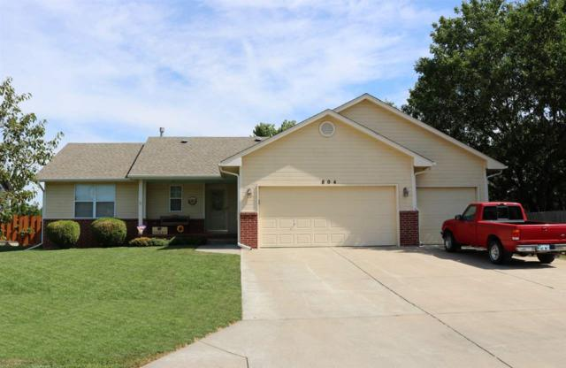 804 Country Ln, Newton, KS 67114 (MLS #538688) :: Glaves Realty