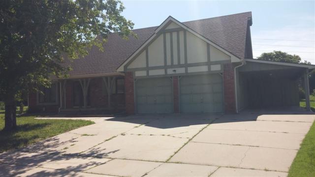 6932 E Rushwood Cir, Wichita, KS 67226 (MLS #538692) :: Glaves Realty