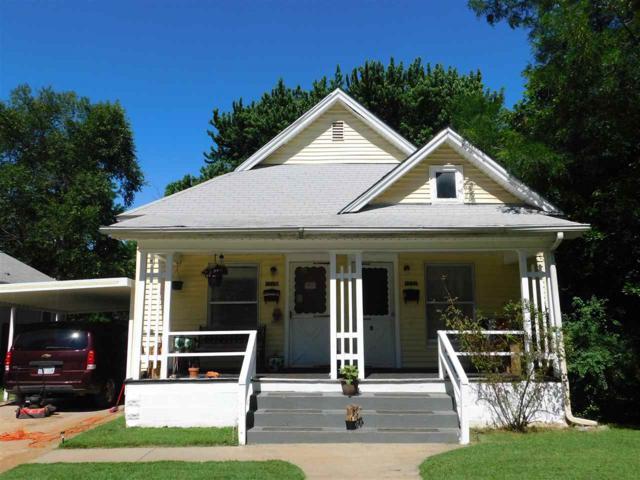 1229 N Jefferson 1231 N Jefferso, Wichita, KS 67203 (MLS #538712) :: Select Homes - Team Real Estate