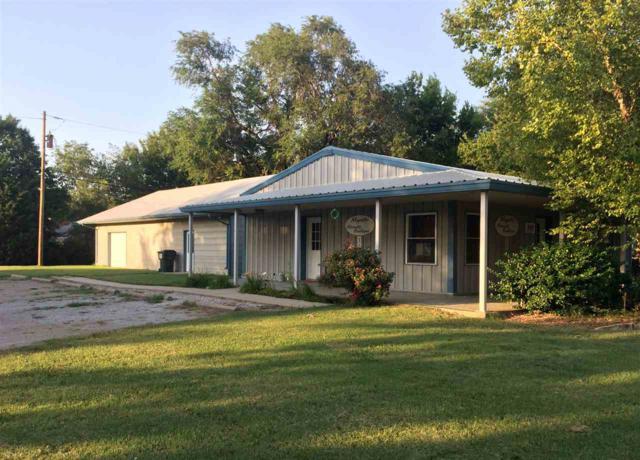 402 E 1st St, Douglass, KS 67039 (MLS #538730) :: Select Homes - Team Real Estate