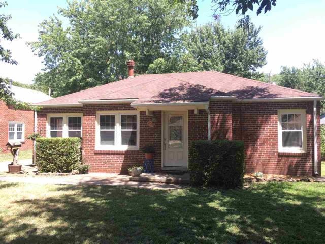 2046 N Salina, Wichita, KS 67203 (MLS #538731) :: Select Homes - Team Real Estate