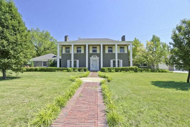 1 Hillcrest Ave, Eastborough, KS 67208 (MLS #538760) :: Better Homes and Gardens Real Estate Alliance