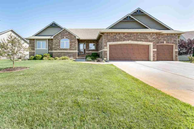 4882 N Emerald Ct, Maize, KS 67101 (MLS #538785) :: Select Homes - Team Real Estate