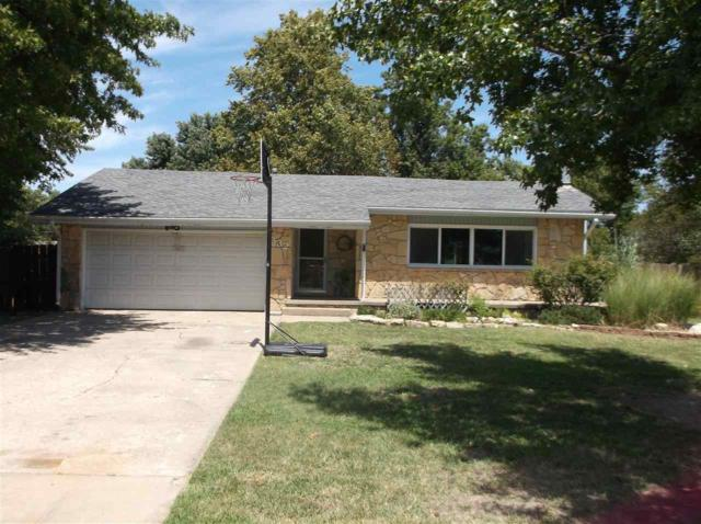 332 E Waitt Street, Rose Hill, KS 67133 (MLS #538874) :: Better Homes and Gardens Real Estate Alliance