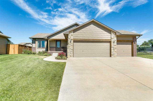 11720 W Wilkinson, Maize, KS 67101 (MLS #538916) :: Select Homes - Team Real Estate