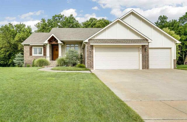 401 N Valley Creek Dr, Valley Center, KS 67147 (MLS #538974) :: Katie Walton with RE/MAX Associates