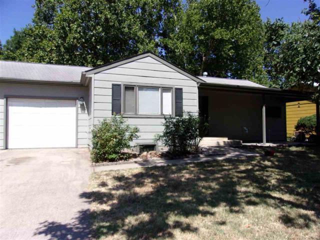 1515 N 2nd, Arkansas City, KS 67005 (MLS #539021) :: Select Homes - Team Real Estate