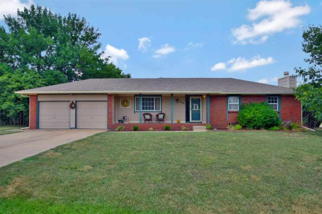 202 W Berlin Dr, Rose Hill, KS 67133 (MLS #539291) :: Better Homes and Gardens Real Estate Alliance
