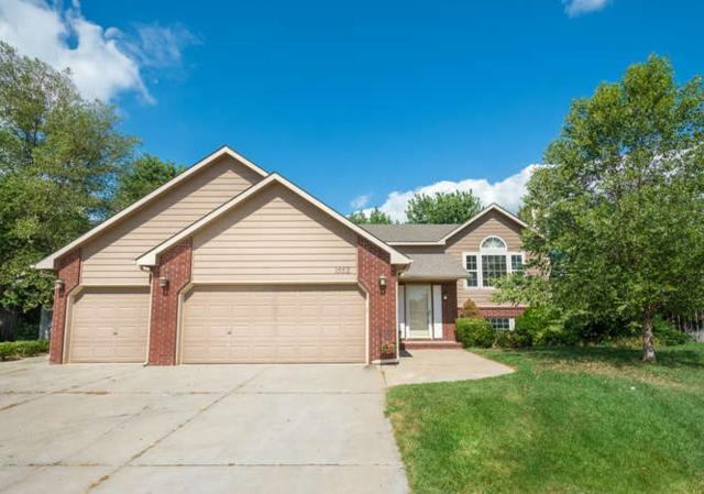 1662 N Timbers Edge Ct, Mulvane, KS 67110 (MLS #539326) :: Select Homes - Team Real Estate