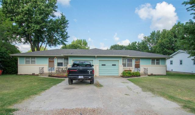 407 S Taylor 405 S. Taylor, Douglass, KS 67039 (MLS #539338) :: Select Homes - Team Real Estate