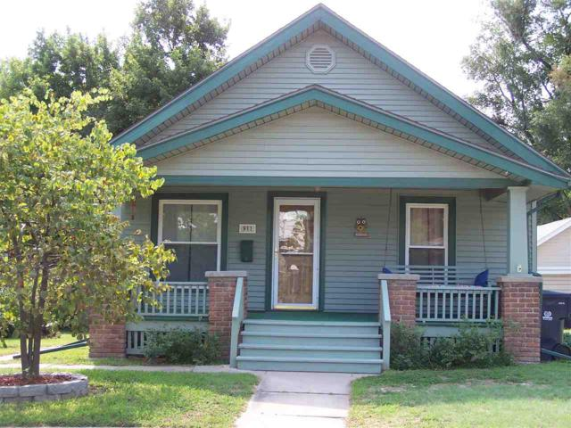 911 N Pine St, Newton, KS 67114 (MLS #539387) :: Select Homes - Team Real Estate