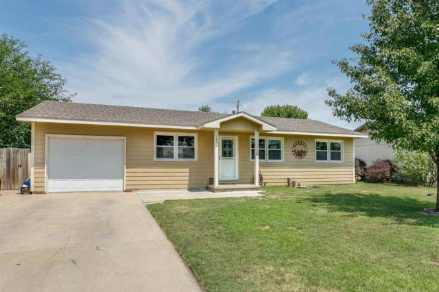 145 N Moy Ct, Haysville, KS 67060 (MLS #539453) :: Better Homes and Gardens Real Estate Alliance